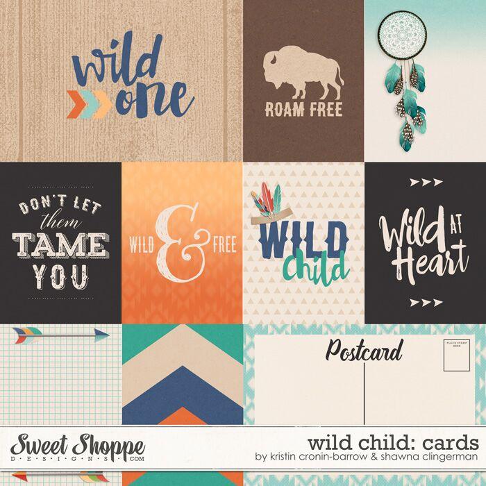 Wild Child Cards
